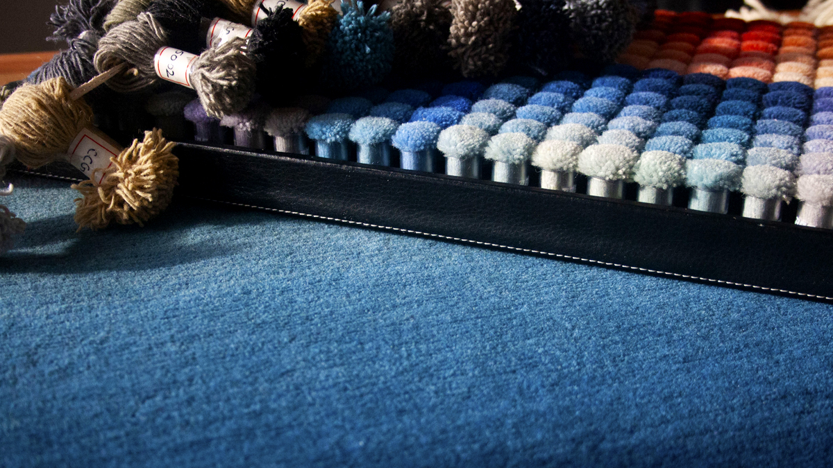 Bespoke Rug Colours